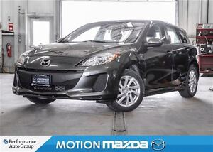 2012 Mazda MAZDA3 SPORT GS-SKY Alloys Cruise Bluetooth