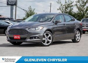 2016 Ford Fusion SE, Bluetooth, Sport Package, Spoiler