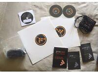 MIXVIBES DVS (Digital Vinyl System) Ultimate package. Affordable alternative to Serato or Traktor