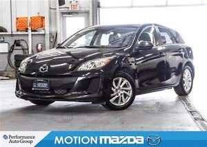2012 Mazda MAZDA3 Winter Tire PKG Cruise Bluetooth Alloys