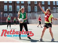 Individuals and Teams wanted for Camden Monday netball league
