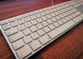 Official Apple Wired Keyboard