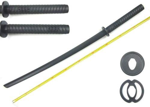 "39"" S-TEC Polypropylene Samurai Training Sword Katana Practice Battle Ready Gift"