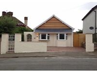 Detached Bungalow available now (unfurnished)