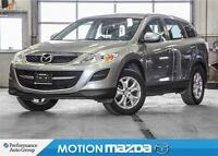 2011 Mazda CX-9 GS-Lux 7pass AWD Leather roof