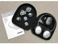 BOSE Quiet Comfort QC3 Noise-Cancelling Headphones