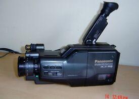 Panasonic VHS-C Movie Camera