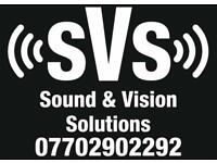 Mobile DJ's, Disco and Equipment Hire