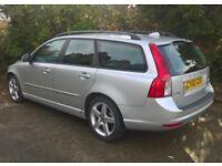 Volvo V50 SE ESTATE 1.6D 2010 DRIVe £20 / YEAR TAX MODEL 55 - 70 MPG!! FSH