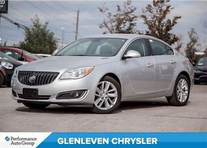 2016 Buick Regal 2.0T, Leather Heated Seats, Backup Camera