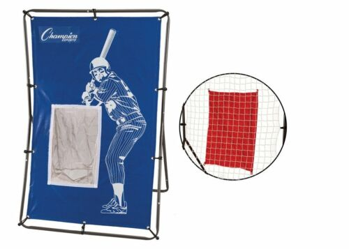 PITCHING TARGET and RETURN THROW