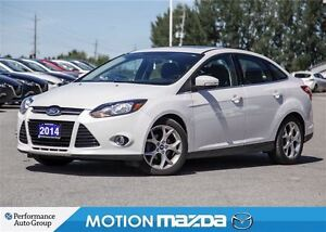 2014 Ford Focus Titanium Roof Leather Navigation