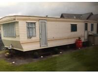 Static caravan ( Hay on Wye Wales)