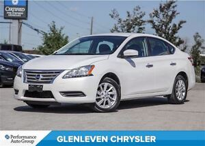 2015 Nissan Sentra 1.8 SV, Heated Seats, Backup Camera, Bluetoot