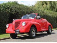 1960 morris minor custom car