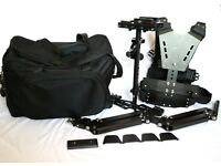 Glidecam HD2000 with Vest and Arm Stabiliser