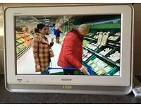 19inch Sony Bravia HD HDMI Flat LCD TV Digital freeview television