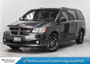 2016 Dodge Grand Caravan SXT PREMIUM PLUS * NAV * DVD