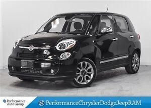 2015 Fiat 500L Lounge * Navigation * Panoramic Sunroof