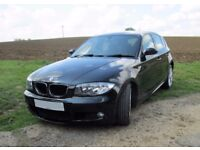 BMW M Sport 1 Series with FSH + Cambelt + Cupholders