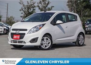 2015 Chevrolet Spark 1LT, Alloys, Bluetooth, Touch Screen Audio