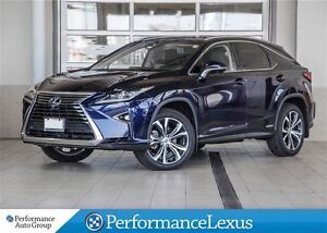 2016 Lexus RX 450H EXECUTIVE PKG!