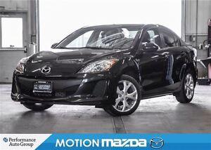 2013 Mazda MAZDA3 GS-SKY FWD 2nd Set Wheels Cruise Bluetooth
