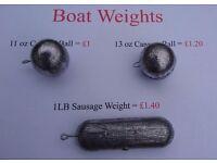 Boat Fishing Sinkers & Jig Heads