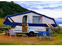 Pennine Sterling 510 SE Folding Camper (Trailer Tent)