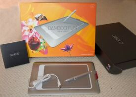 WACOM BAMBOO FUN PEN & TOUCH NEW unwanted gift IN ORIGINAL PACKAGING