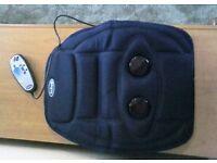 Scholl Back Cushion Massager (AS NEW)