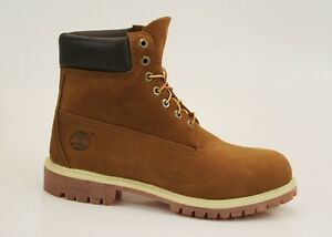 Timberland-AF-6-034-PULGADAS-PREMIUM-Boots-Waterproof-Botas-De-Hombre