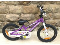 Specialized Hotrock 16in kids bike, metallic purple - Harrogate/York