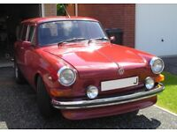 VW 1970 Type 3 Variant (Squareback) For Sale Only NO Swaps, Exchanges or Hire