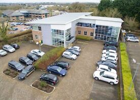 Flexible sizes open plan office space, Methuen Park Chippenham