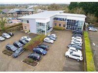 Flexible sizes open plan office space, Methuen Park Chippenham