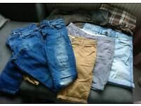 Job lot Bundle River Island Men's Clothes Small/Medium