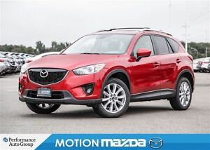 2014 Mazda CX-5 GT TECH Leather Roof Navigation