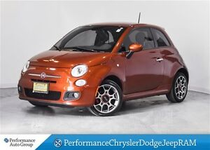 2015 Fiat 500 Sport * One Owner * Bluetooth