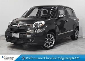 2015 Fiat 500L Lounge * NAV * PANO ROOF