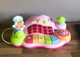 Vtech - musical DJ junior - pink