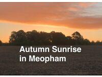 Autumn Sunrise Video in Meopham