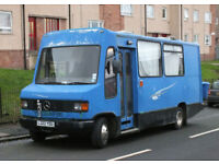 Urgent sale is my motorhome good for winter project needs gone before friday