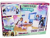 Brand New Bratz Snow Lodge