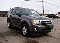 2012 Ford Escape XLT - All Wheel Drive