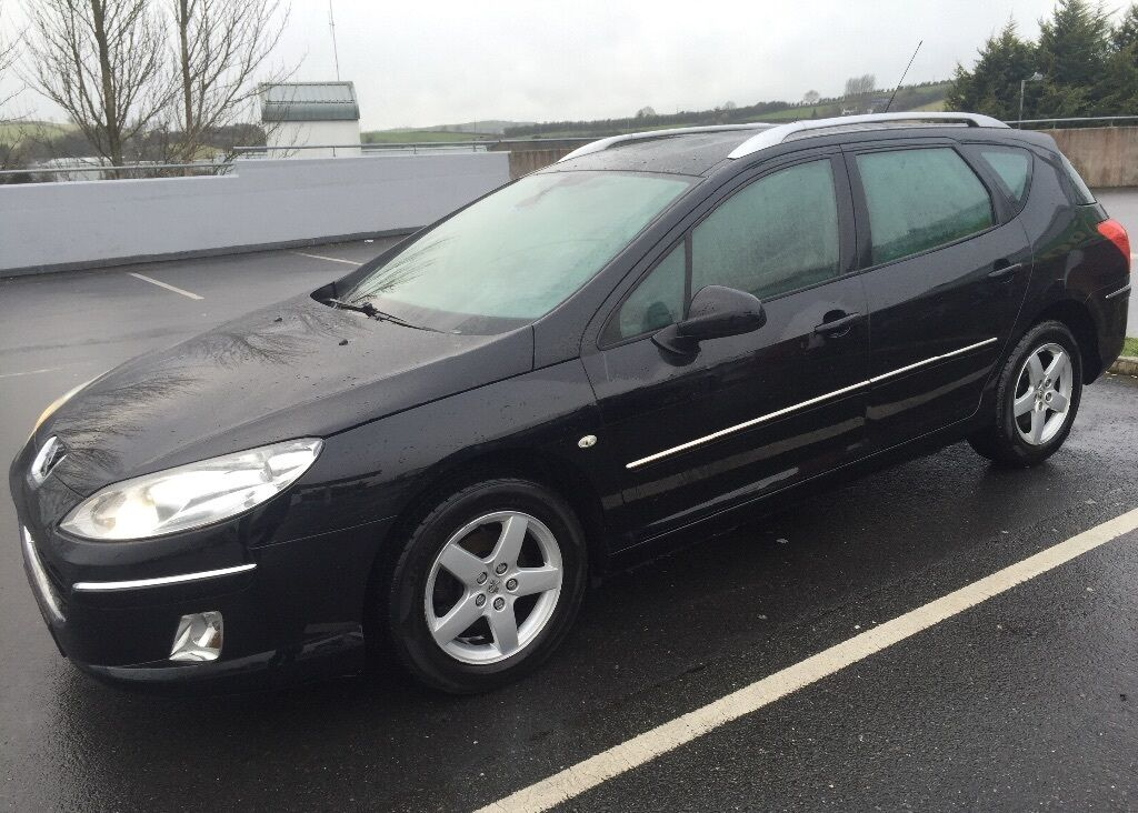 2009 peugeot 407 sw estate top specs in armagh county armagh gumtree. Black Bedroom Furniture Sets. Home Design Ideas