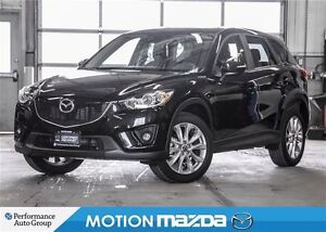 2015 Mazda CX-5 GT Tech Leather Roof Navi
