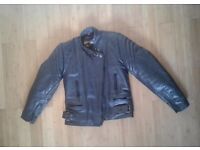 Ladies Motorcycle Jacket Size 12