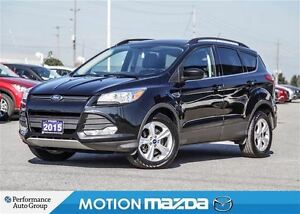 2015 Ford Escape SE AWD Pano-roof Leather Navi