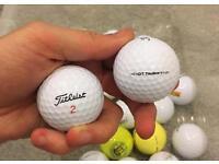 Titleist DT TruSoft Grade A x25 golf balls